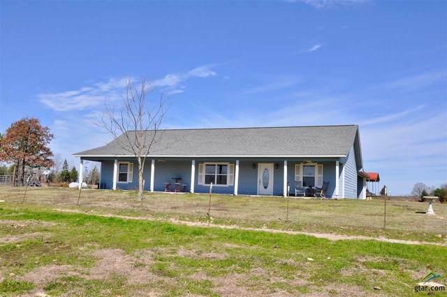2020 County Road 1347, Linden, TX 75563 (MLS #10119409) :: RE/MAX Professionals - The Burks Team