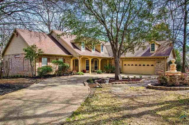 115 Lakewood Circle, Holly Lake Ranch, TX 75765 (MLS #10119818) :: RE/MAX Professionals - The Burks Team