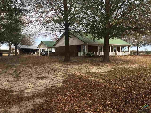 1807 E Hwy 154 Tx, Quitman, TX 75783 (MLS #10119828) :: RE/MAX Professionals - The Burks Team