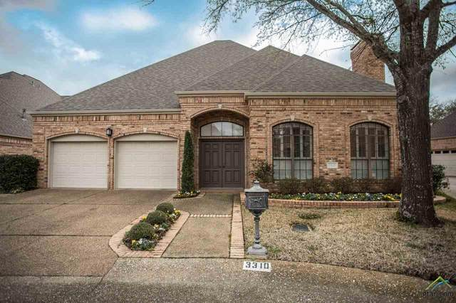 3310 Greenoak Place, Tyler, TX 75701 (MLS #10119945) :: RE/MAX Professionals - The Burks Team