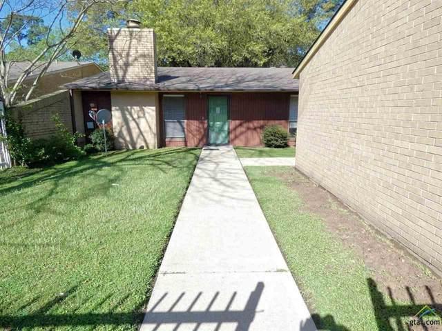 1002 Williams Ave, Mt Pleasant, TX 75455 (MLS #10120524) :: RE/MAX Professionals - The Burks Team
