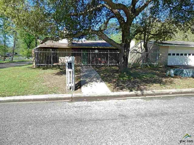 1006 Williams Ave, Mt Pleasant, TX 75455 (MLS #10120534) :: RE/MAX Professionals - The Burks Team
