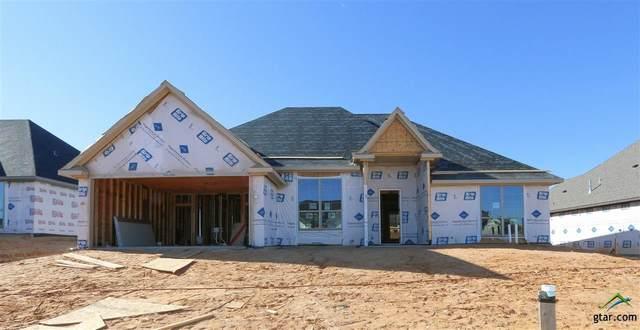 7315 Harpers Ridge Lane, Tyler, TX 75703 (MLS #10120578) :: RE/MAX Professionals - The Burks Team