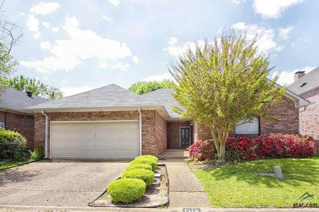 7116 Holly Square, Tyler, TX 75703 (MLS #10121335) :: RE/MAX Professionals - The Burks Team