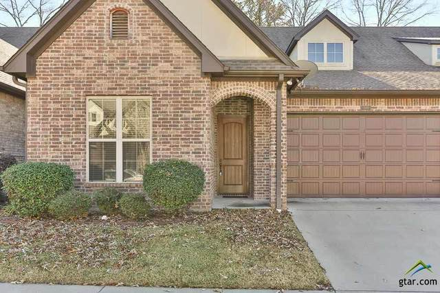 1857 Stonecrest Blvd. #2102, Tyler, TX 75703 (MLS #10121579) :: The Wampler Wolf Team