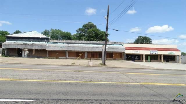914 Pinetree Drive, Longview, TX 75604 (MLS #10121826) :: RE/MAX Professionals - The Burks Team