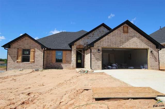 12758 Lindsey Garden Drive, Tyler, TX 75709 (MLS #10121869) :: RE/MAX Professionals - The Burks Team