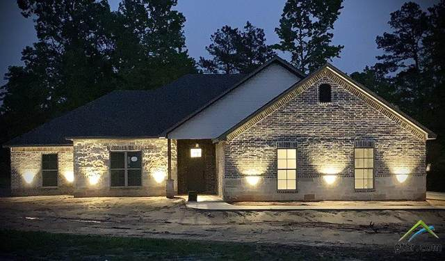 345 Willow Creek Ranch Rd, Gladewater, TX 75647 (MLS #10121945) :: RE/MAX Professionals - The Burks Team