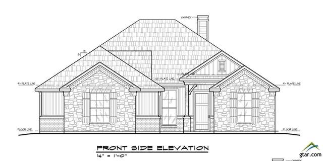 736 Abbey Rd, Lindale, TX 75771 (MLS #10122170) :: RE/MAX Professionals - The Burks Team