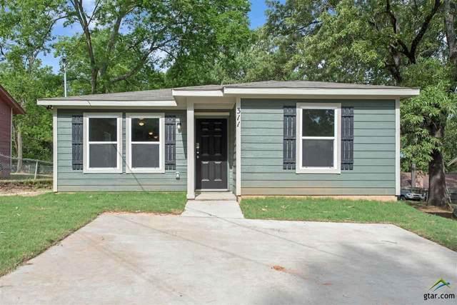 311 S Vaughn Ave, Tyler, TX 75702 (MLS #10122186) :: RE/MAX Professionals - The Burks Team