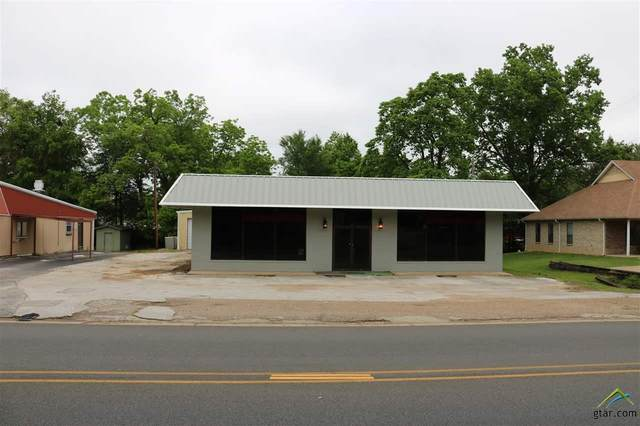 614 W Tyler St, Gilmer, TX 75644 (MLS #10122234) :: RE/MAX Professionals - The Burks Team