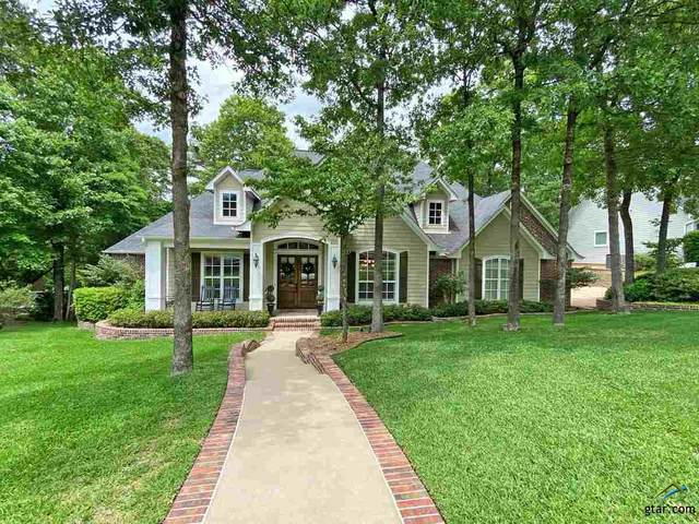 2075 Stonegate Valley Dr, Tyler, TX 75703 (MLS #10122339) :: RE/MAX Professionals - The Burks Team