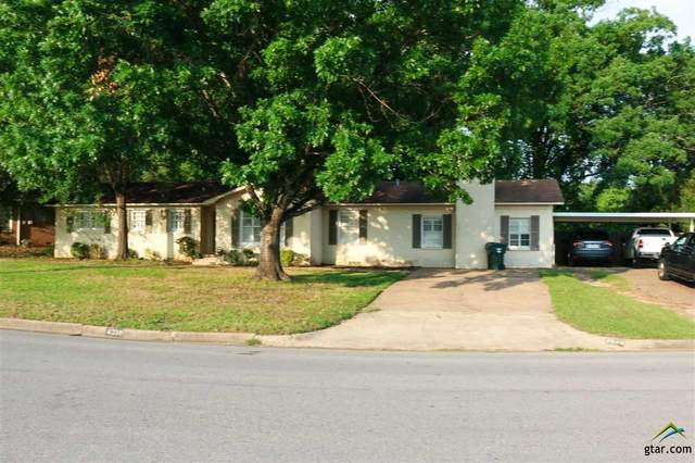 4210 Easy St., Tyler, TX 75703 (MLS #10122366) :: RE/MAX Professionals - The Burks Team