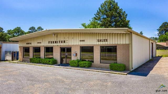 2313 N Eastman Rd, Longview, TX 75605 (MLS #10122399) :: RE/MAX Professionals - The Burks Team