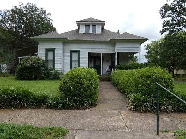 309 W Elm, Winnsboro, TX 75494 (MLS #10122479) :: RE/MAX Professionals - The Burks Team