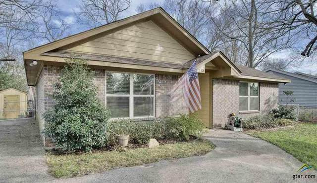 515 North College, Lindale, TX 75771 (MLS #10122607) :: The Wampler Wolf Team