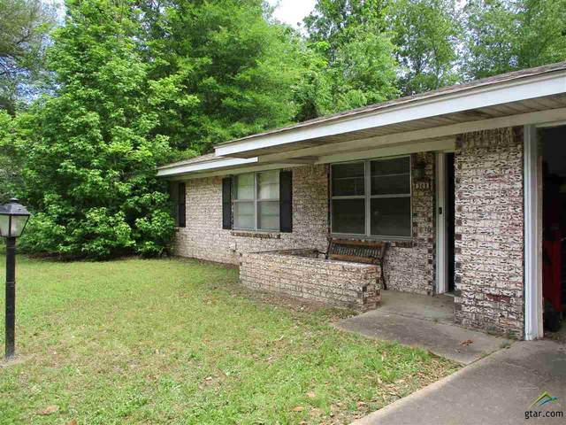 308 Ames St., Gladewater, TX 75647 (MLS #10122682) :: Griffin Real Estate Group