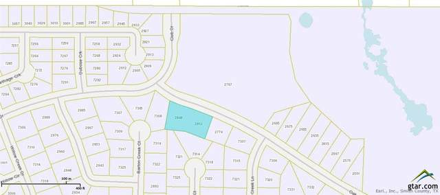 Lot 20A Oak Creek Blvd, Tyler, TX 75703 (MLS #10122691) :: The Wampler Wolf Team
