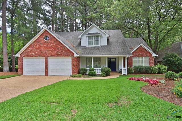 3502 Rock Creek Dr, Tyler, TX 75707 (MLS #10122692) :: The Wampler Wolf Team