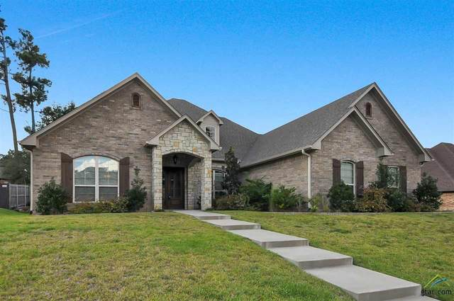 1173 Cambridge Bend, Tyler, TX 75703 (MLS #10122695) :: The Wampler Wolf Team