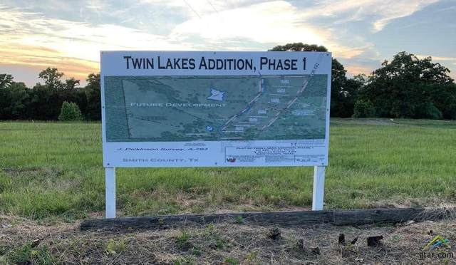 Lot 2 Cr 420, Tyler, TX 75704 (MLS #10122826) :: Griffin Real Estate Group