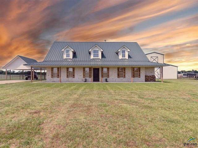 1102 NW Commerce Street, Wills Point, TX 75169 (MLS #10123191) :: The Wampler Wolf Team