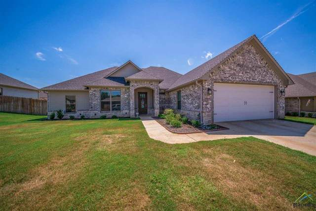 1005 Sunny Meadows, Whitehouse, TX 75791 (MLS #10123458) :: The Wampler Wolf Team