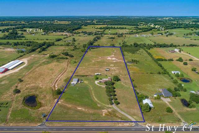 19439 State Highway 64, Canton, TX 75103 (MLS #10123505) :: The Wampler Wolf Team