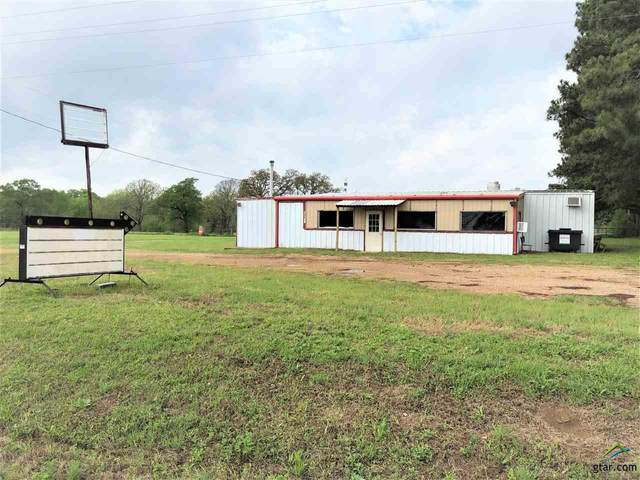 14858 Fm 59, Athens, TX 75751 (MLS #10123560) :: The Wampler Wolf Team