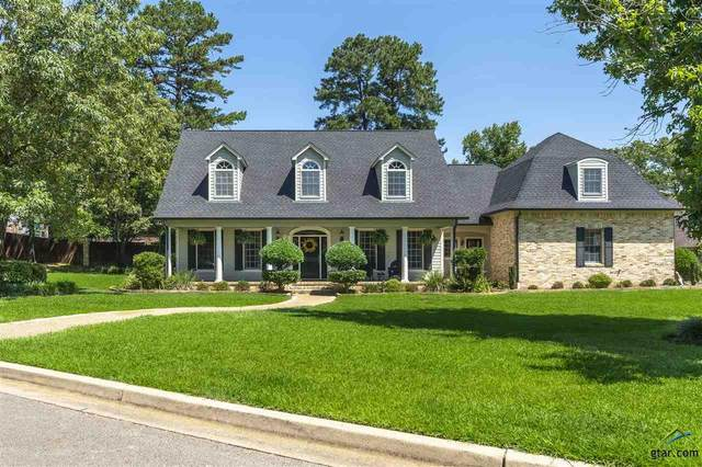 5005 Lavender Leaf Drive, Longview, TX 75604 (MLS #10123615) :: RE/MAX Professionals - The Burks Team
