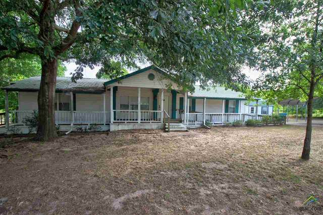 1101 Johnson Dr, Rusk, TX 75785 (MLS #10123738) :: The Wampler Wolf Team