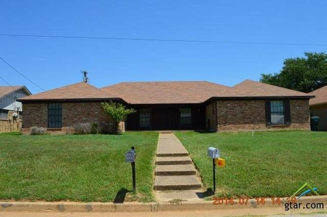 1820 Susan, Tyler, TX 75703 (MLS #10123755) :: The Wampler Wolf Team