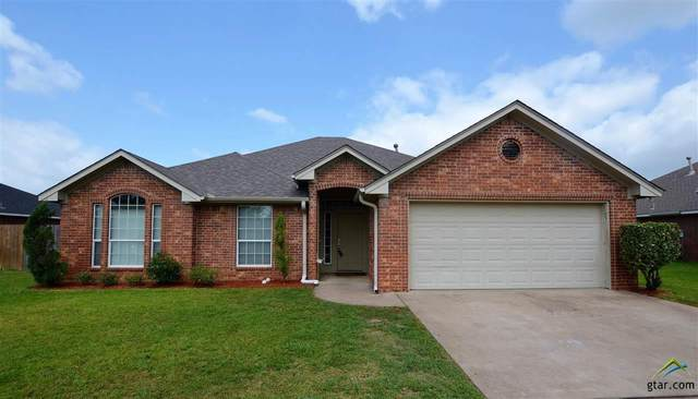 201 Amanda Ct, Whitehouse, TX 75791 (MLS #10123869) :: The Wampler Wolf Team
