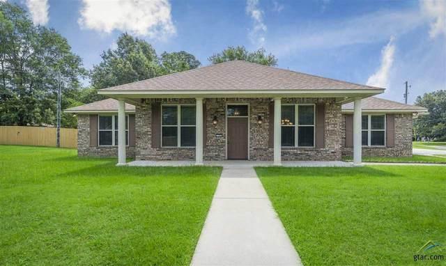 706 S White Oak Rd, White Oak, TX 75693 (MLS #10123924) :: RE/MAX Professionals - The Burks Team