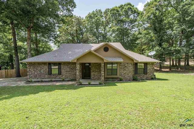 527 Woodbend, Kilgore, TX 75662 (MLS #10123972) :: RE/MAX Professionals - The Burks Team