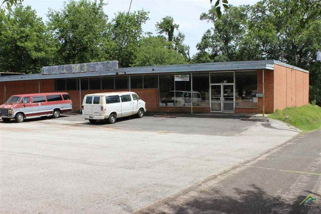 401 W Gay Ave., Gladewater, TX 75647 (MLS #10124078) :: The Wampler Wolf Team