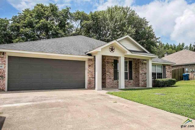 1208 Candice, Whitehouse, TX 75791 (MLS #10124132) :: The Wampler Wolf Team