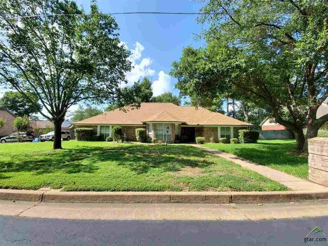 1530 Frostwood Dr, Tyler, TX 75703 (MLS #10124201) :: RE/MAX Professionals - The Burks Team