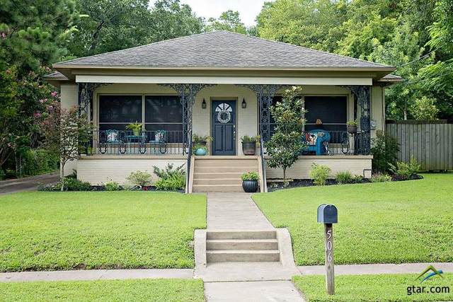 506 E College, Athens, TX 75751 (MLS #10124345) :: The Wampler Wolf Team