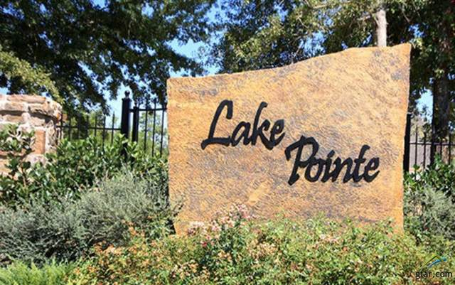 Lot 28 Lake Pointe Cv, Tyler, TX 75703 (MLS #10124398) :: Griffin Real Estate Group