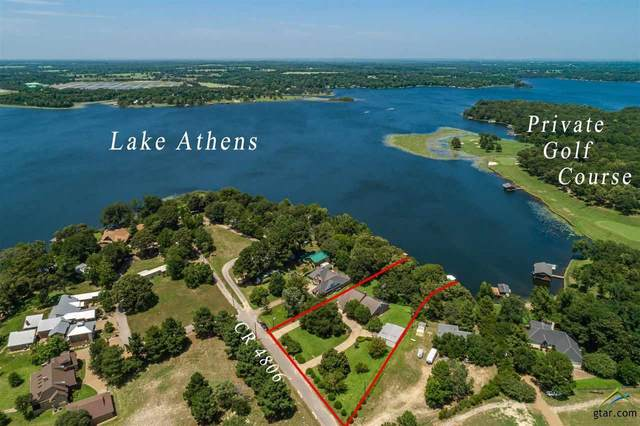 3763 County Road 4806, Athens, TX 75752 (MLS #10124467) :: The Wampler Wolf Team