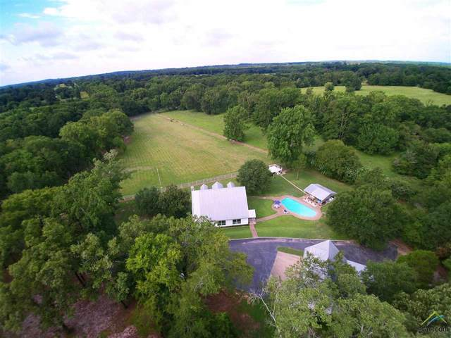 14569 County Road 3822, Athens, TX 75752 (MLS #10124510) :: The Wampler Wolf Team
