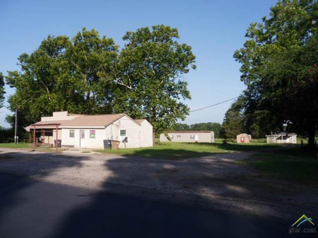 1415 N State Highway 37, Quitman, TX 75783 (MLS #10124690) :: The Wampler Wolf Team