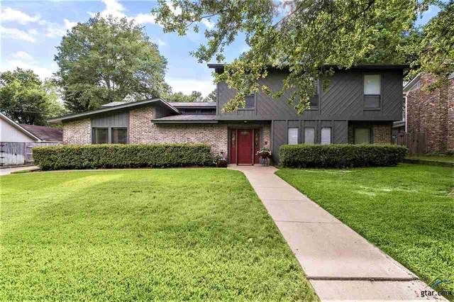 4013 Post Oak Road, Tyler, TX 75703 (MLS #10124733) :: The Wampler Wolf Team