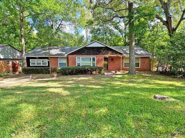 414 Wilma St, Tyler, TX 75701 (MLS #10124761) :: Griffin Real Estate Group