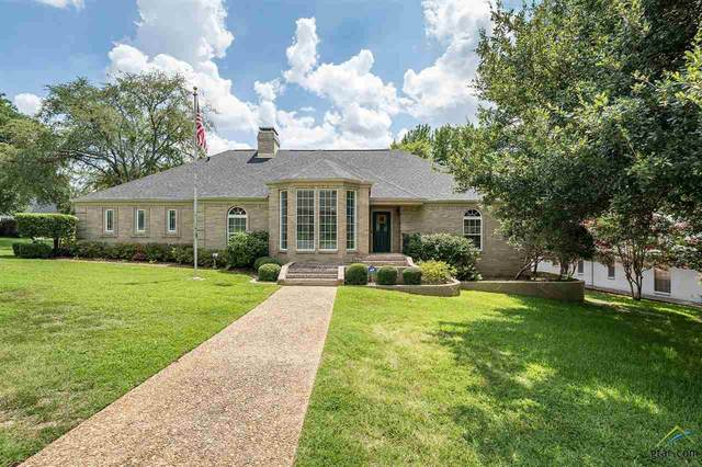 1800 Bent Tree, Tyler, TX 75703 (MLS #10124774) :: The Wampler Wolf Team