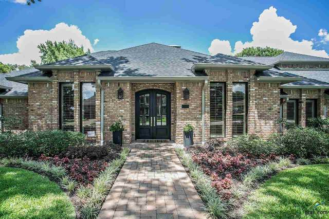6902 Gleneagles, Tyler, TX 75703 (MLS #10124782) :: The Wampler Wolf Team