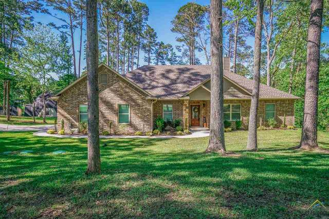 384 S Forest Lake, Longview, TX 75605 (MLS #10125087) :: The Wampler Wolf Team