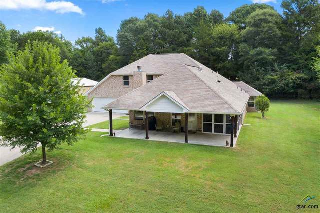 1011 County Road 4750, Winnsboro, TX 75494 (MLS #10125161) :: The Wampler Wolf Team