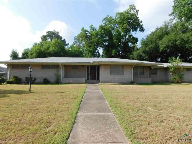 614 E Lane, Quitman, TX 75783 (MLS #10125379) :: Griffin Real Estate Group